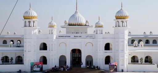 Pakistan opens Kartarpur border for Indian Sikh pilgrims