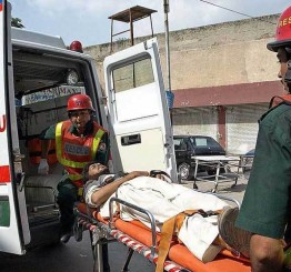 Pakistan: 19 people injured in Swat road accident