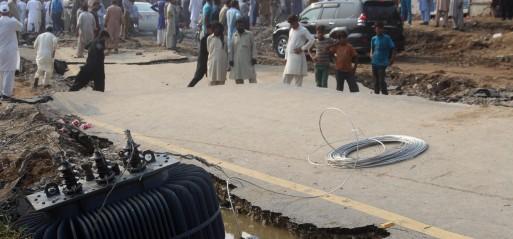 Pakistan: Earthquake death toll reaches 37