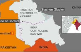 Pakistan: 80-year-old killed in LoC crossfire