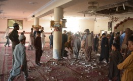 Pakistan: Blast at mosque after Friday prayers killed kills 4 in Quetta