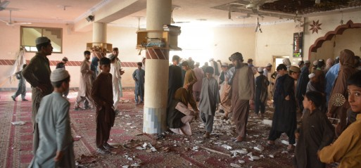Pakistan: Blast at mosque after Friday prayers killed kills 4 in Quetta