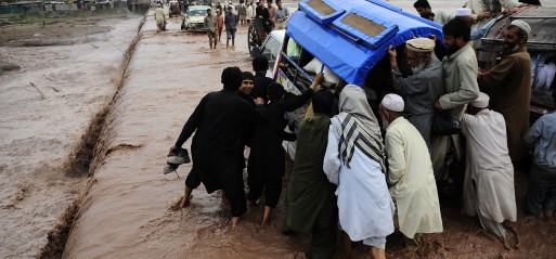 Pakistan: Rains, floods kill over 200 in northern Pakistan