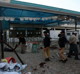 Pakistan: 6 dead, 50 injured in suicide blast