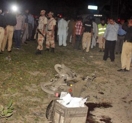 Pakistan: Bomb attack on police officer kills two, injures six in Karachi
