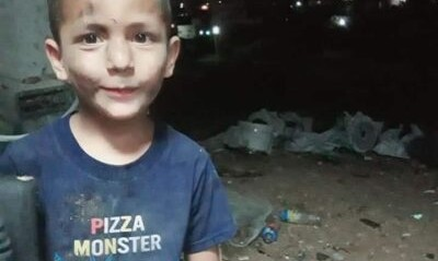 Palestine: Seven-year old Palestinian child killed by Israeli settler in hit-and-run