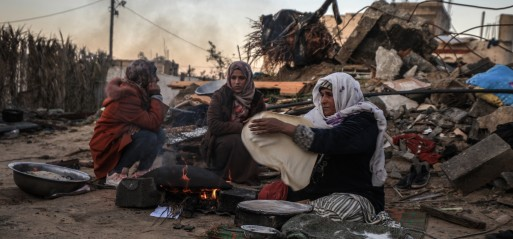 Palestine: Israel floods Gaza farmland, causing $500,000 in damage