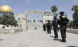 Palestine: Dozens of Jewish settlers storm Al-Aqsa Mosque for Hanukkah