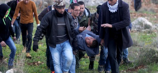 Weekly Report: Israeli Human Rights violations in Occupied Palestinian Territory