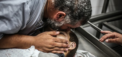 Palestine: Jerusalem hospitals targeted by Israeli soldiers