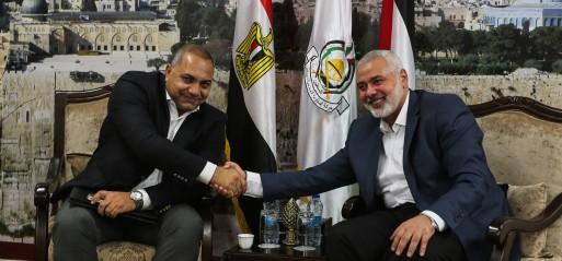 Palestine:  Agreement reached between Hamas & Fatah