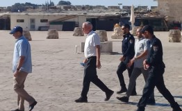 Palestine: Israeli minister, 40 settlers storm Al-Aqsa Mosque