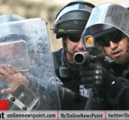 Palestine: Four injured as Israeli forces disperse protests with gunfire