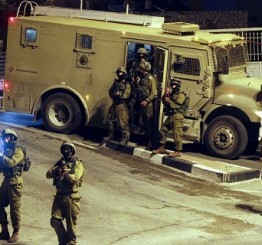 Palestine: Three Palestinians injured in Nablus