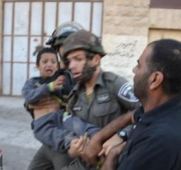 Palestine: Israeli soldiers kidnap child in Jerusalem