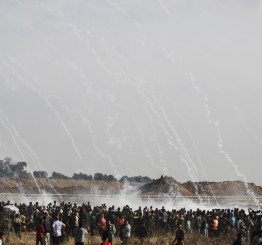 Palestine: Israeli soldiers kill 3 Palestinians on Gaza border