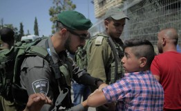 Palestinian children report abuses in Israeli custody
