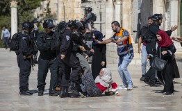 Palestine: Palestinian killed by Israeli police in Jerusalem