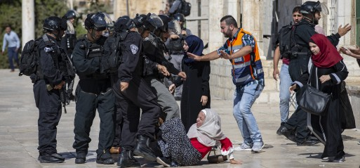Palestine: Palestinian killed by Israeli police in Jerusalem
