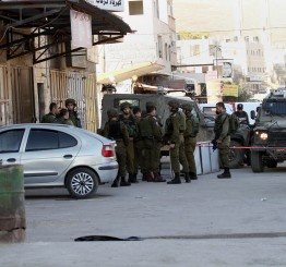 Palestine: 2 Palestinians killed after 'stabbing' Israeli soldier
