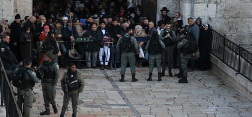 Palestine: Israel bars Palestinians from Al-Aqsa for Friday prayer