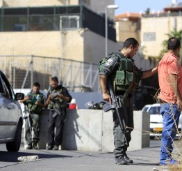 Palestine: 6 Palestinians injured in E Jerusalem clashes