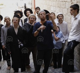 Palestine: Dozens of settlers storm Al-Aqsa Mosque compound
