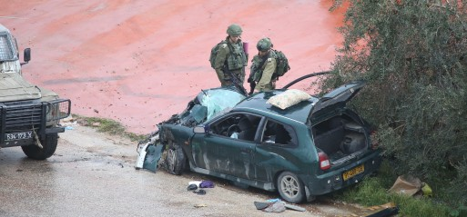 Palestine: Israeli forces kill 2 Palestinians in Ramallah