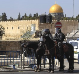 Palestine: Cameras not enough to save Al-Aqsa