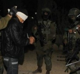 Palestine: Israeli soldiers kidnap 4 Palestinians in Jericho