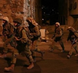 Palestine: 5 Palestinians kidnapped by Israeli soldiers near Ramallah