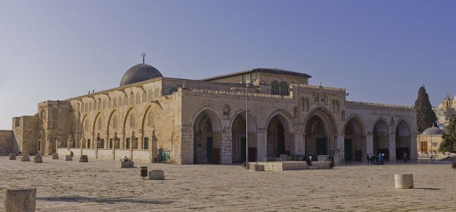 Palestine: Israel keeping iconic Jerusalem mosque in darkness