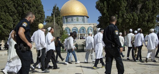 Palestine: Jewish settlers storm Al-Aqsa to celebrate Sukkot
