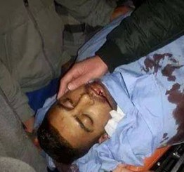 Palestine: Palestinian killed by Israeli army fire in Qalandia