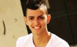 Palestine: Palestinian teenager shot dead in camp near Ramallah