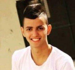 Palestine: Palestinian teenager shot dead in camp near Ramallah