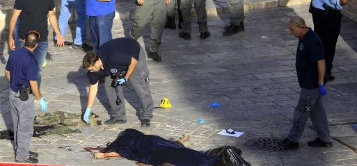 Palestine: Israeli forces kill two Palestinians in Jerusalem