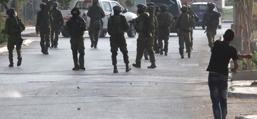 Palestine: Israeli forces continue systematic crimes in Palestine