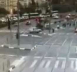 Palestine: Last Wed's 'light rail attack' by Palestinian driver was car accident