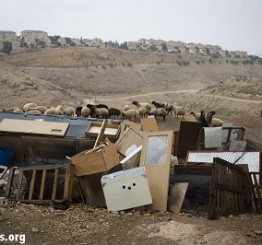 Israel: Israel razes Bedouin village for 78th time, detains 4 minors in Jerusalem