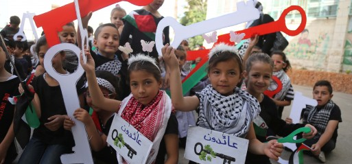 Palestinian negotiator demands Israeli 'Nakba' apology