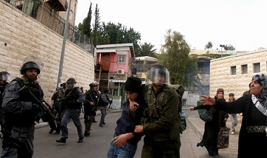 Palestine: Four kidnapped by Israeli forces in West Bank