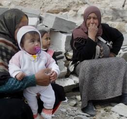 Palestine: Israeli army demolishes 10 Palestinian homes