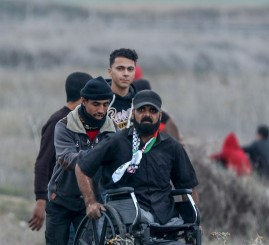 Palestine: 4 Palestinians killed, 376 injured by Israeli forces