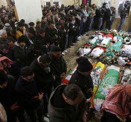 Palestine: Bodies of 23 slain Palestinians returned by Israelis