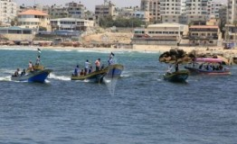 Palestine: Israeli navy detains 10 Palestinian fishers in Gaza waters