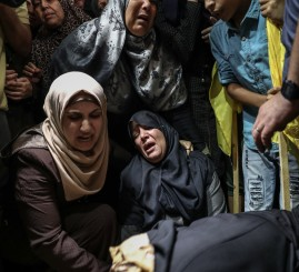 Palestine: 3 more Gazans die of wounds, death toll rises to 65