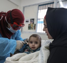 Israel confiscates Palestinian clinic tents designated for coronavirus treatment