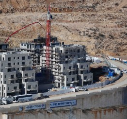 Palestine: Israel approve Jewish-only West Bank illegal housing units