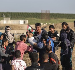 Palestine: 4 Palestinians killed in Gaza by suspected Israeli shelling